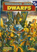 Dwarfs Warhammer Armies Rulebook (1996 edition)